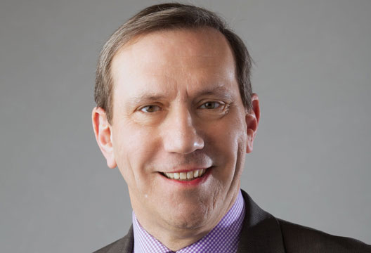 photograph of Jamie Hacker Hughes