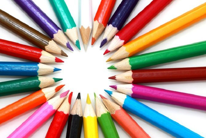 pencils diversity