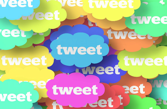 Write your first tweet. Tip four to get started on Twitter