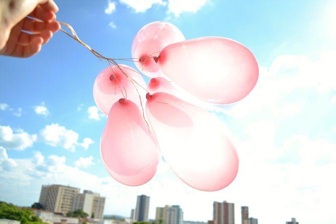 Luana balloons