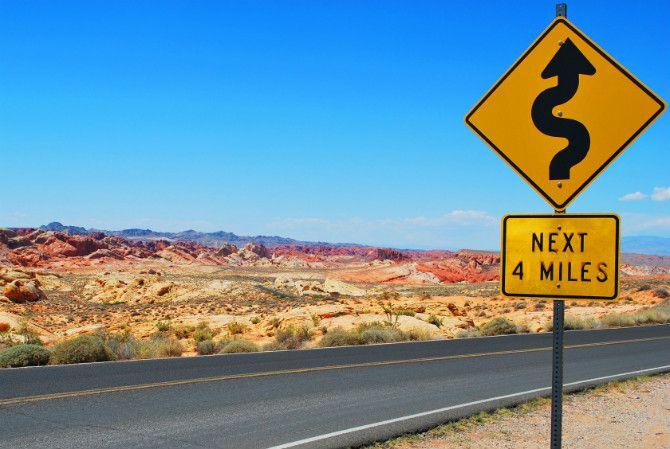 road sign blog
