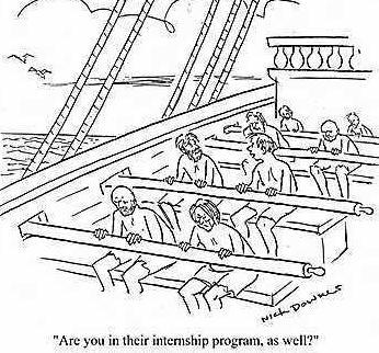 Cartoon by Nick Downes
