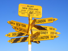 Where are you going on your gap year? Photo courtesy of Will Ellis via Flickr