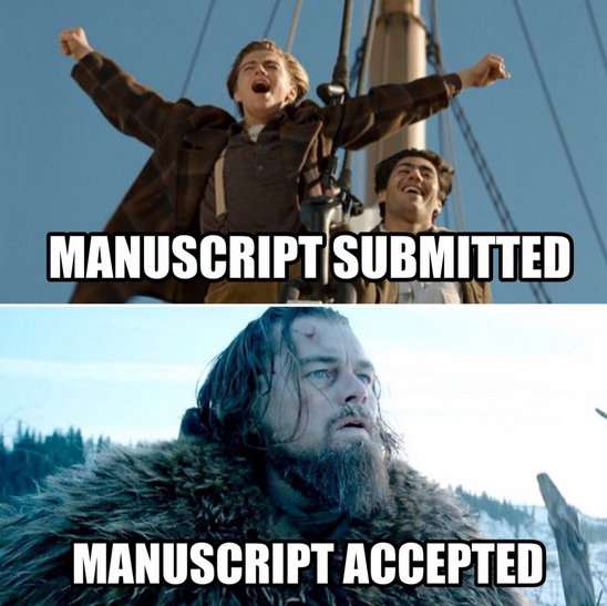 Publishing manuscripts
