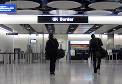 Draconian UK immigration laws make it very difficult for British ex-pats to bring their families home