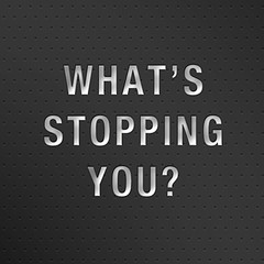 What's stopping you from changing career? Image by Jessica Tam via Flickr