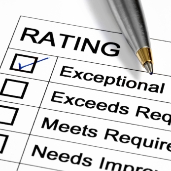 Rating Scale for Cover Letter/Application