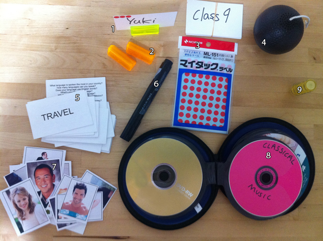 TEFL box of tricks